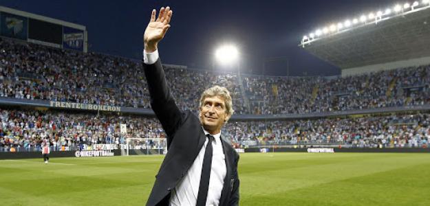 Manuel Pellegrini 'encantado' con su llegada al Betis. Foto: Diario Deportes Andalucía