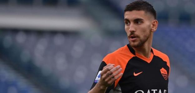 El Milan vigila la situación de Lorenzo Pellegrini
