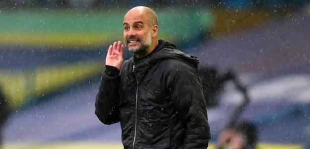 Guardiola sigue a la búsqueda de un 9 y se fija en Harry Kane
