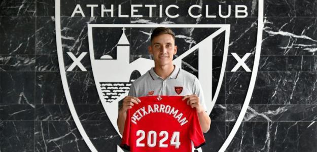 El Athletic confirma su primer fichaje para la 2021/2022