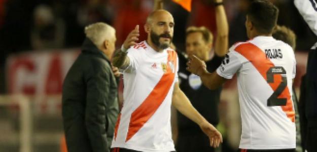 """El señalado por Gallardo tras la debacle en la Superliga """"Foto: TN.com"""""""