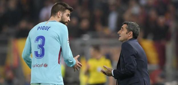 Piqué movió los hilos para que despidieran a Valverde