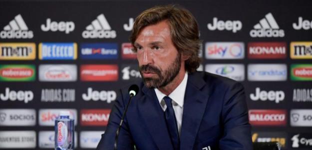 Pirlo pone su futuro en manos de la Juventus de Turín