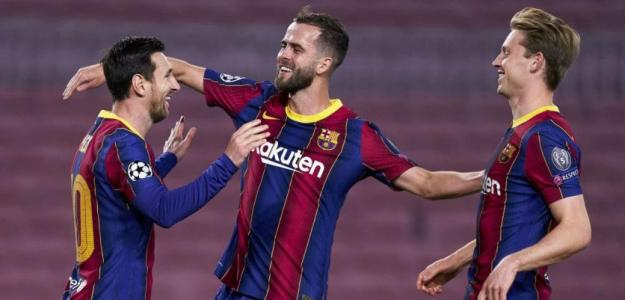 Otro equipo de la Serie A se interesa por Pjanic - Foto: Diario AS