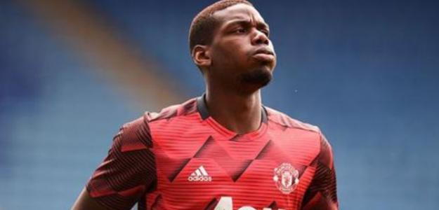 "Los 3 jugadores que podrían sustituir a Pogba en el Manchester United ""Foto: Goal.com"""