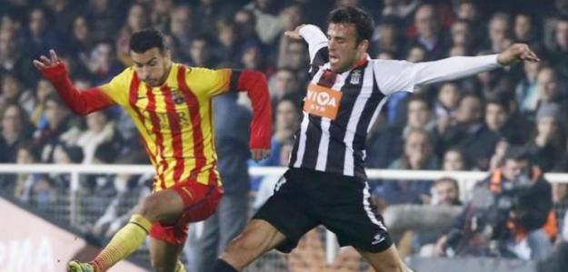 Imagen del último duelo entre ambos equipos. / libertaddigital.com