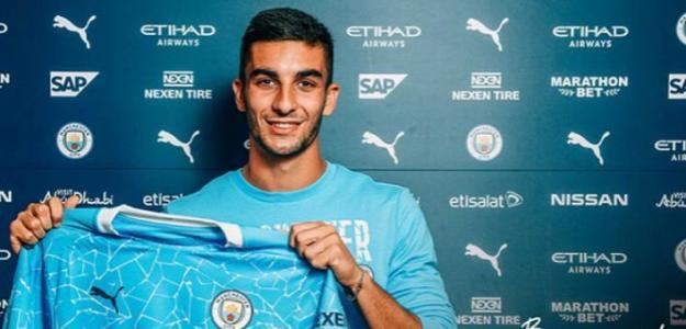 Primeros problemas de Ferran Torres en el Manchester City / Mancity.com