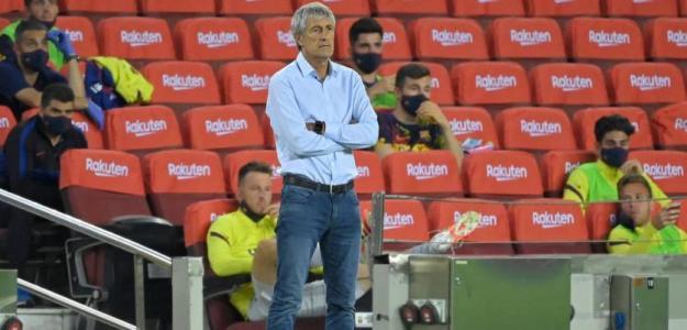 Foto Análisis | Las variantes de Setién contra el Atlético de Madrid