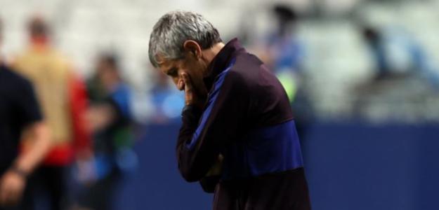 El FC Barcelona sentencia a Quique Setién