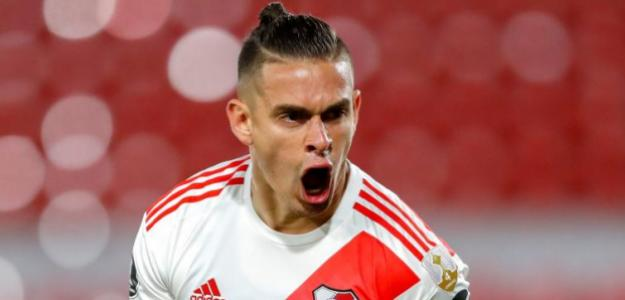 Los dos equipos de LaLiga que quieren a Rafael Santos Borré