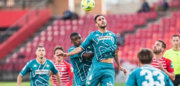 """Real Betis y Granada CF planean un intercambio """"Foto: ABC de Sevilla"""""""