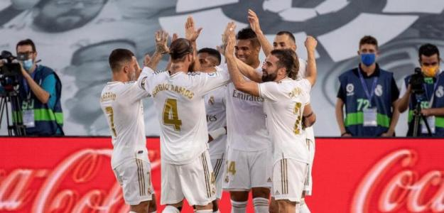 Las cinco claves del Real Madrid campeón de La Liga | FOTO: REAL MADRID