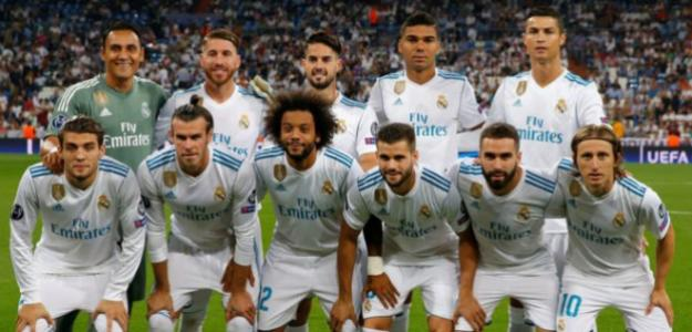 Alineación del Real Madrid / yucatan.com.mx