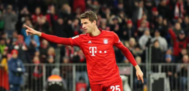 """""""Jornada de récords en la Bundesliga. Foto: Getty Images"""""""