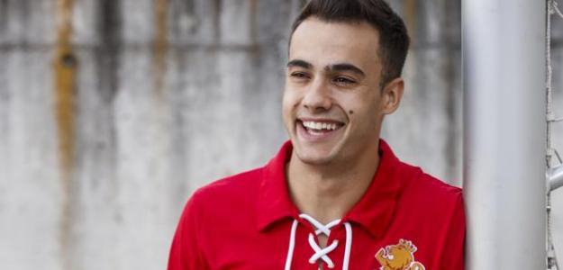 Sergio Reguilón, entre Sevilla y Manchester.