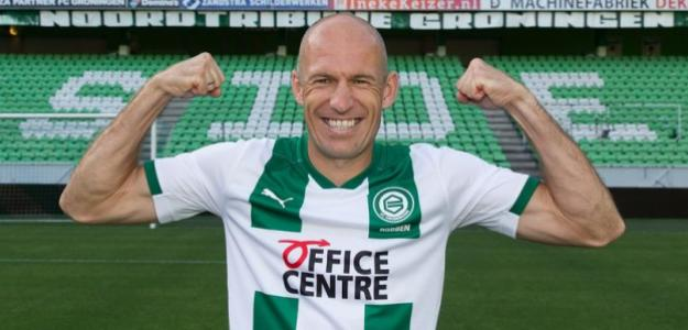 Robben piensa en volver a retirarse / Contrapunto.com