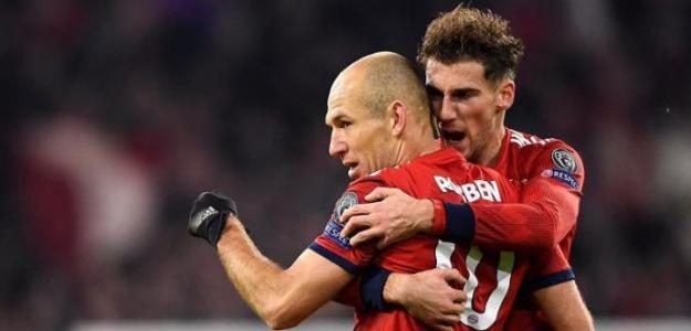 Arjen Robben volverá a los terrenos de juego. Foto: Estadio Deportivo