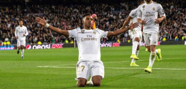 Rodrygo lidera la lista | FOTO: REAL MADRID
