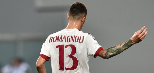 Alessio Romagnoli, nuevamente en el radar del Barcelona