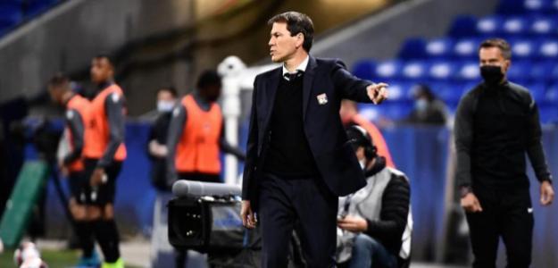 Rudi García, principal candidato para el banquillo del Everton