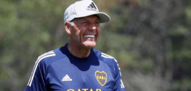 "Boca Juniors cerró la salida de un delantero ""Foto: Olé"""