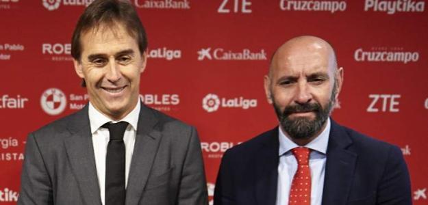 Las salidas que planea el Sevilla para el próximo verano. Foto: La Razón