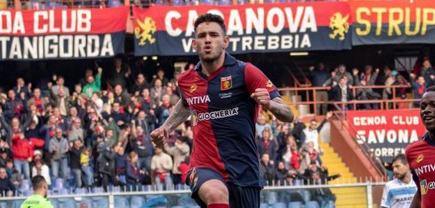 El Genoa quiere convencer al Betis por Sanabria