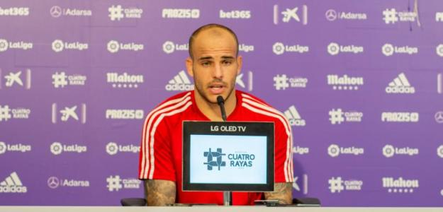 El calvario sin fin de Sandro Ramírez en el Real Valladolid