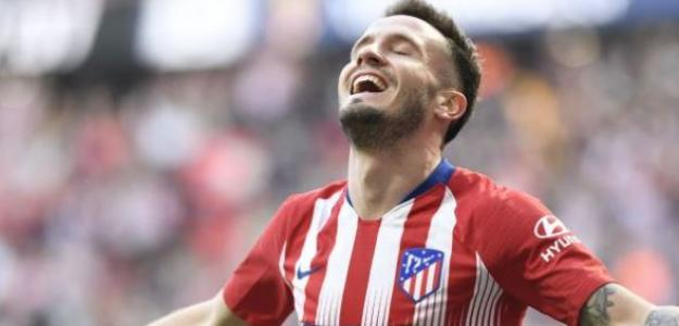 """Saúl Ñíguez también entra en la agenda del Liverpool """"Foto: AS"""""""
