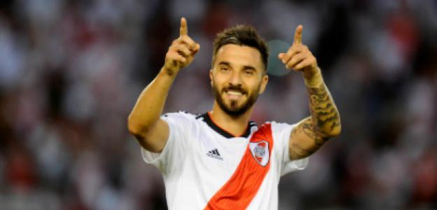 """Nacho Scocco deja River Plate, adiós a una leyenda """"Foto: Olé"""""""