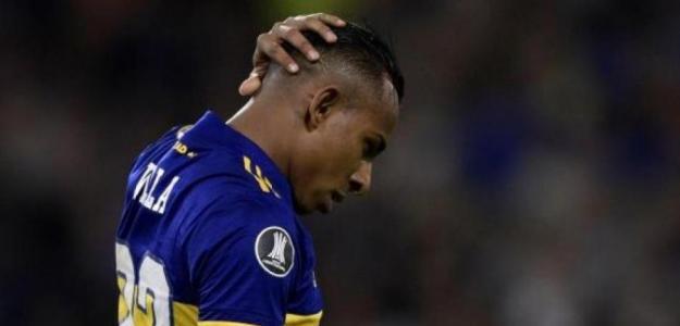 Los hinchas de Atlético Mineiro frenan el fichaje de Villa por su causa de violencia de género. Foto: Futbol Red