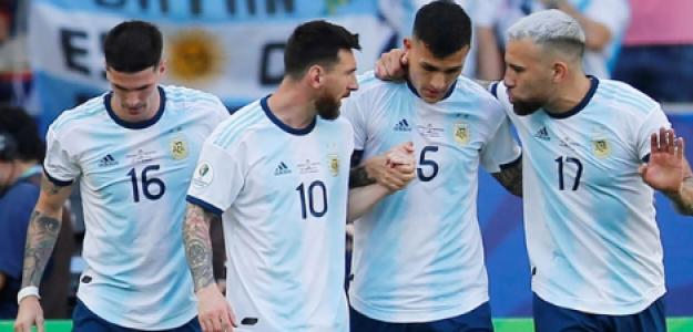 """El centro del campo inamovible para la Selección de Argentina """"Foto: Infobae"""""""