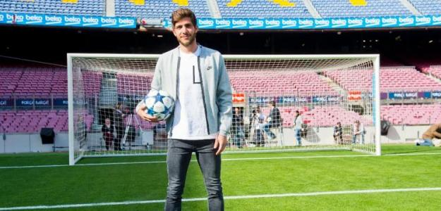 La condición de Sergi Roberto para salir del Barcelona