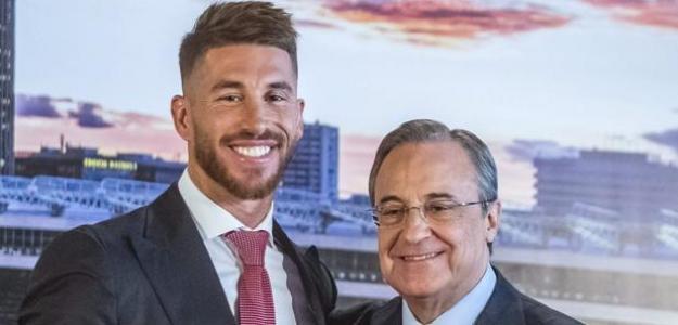 Sergio Ramos acepta las condiones del Real Madrid / ABC.es