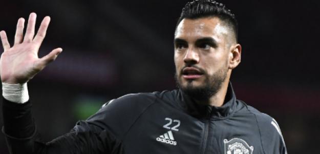 """Sergio Romero busca una salida y podría acabar en la MLS """"Foto: TyC Sports"""""""