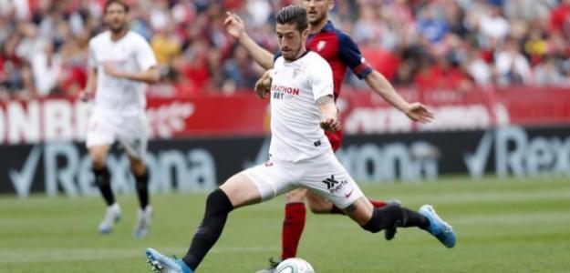 Sergio Escudero cada vez más cerca de volver al Getafe | FOTO: SEVILLA