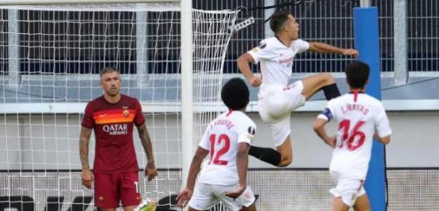 El Sevilla 'saltó' por encima de la Roma