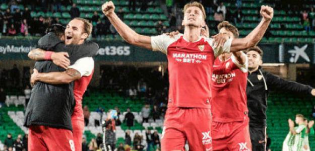 """Análisis / Las fortalezas y debilidades del Sevilla FC de cara al derbi """"Foto: Estadio Deportivo"""""""