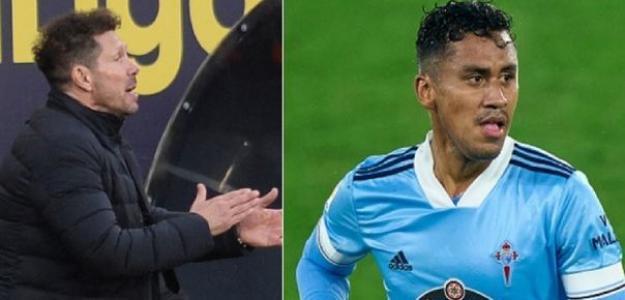 Fichajes Atlético: Simeone señala a Renato Tapia como su nuevo 'stopper'.
