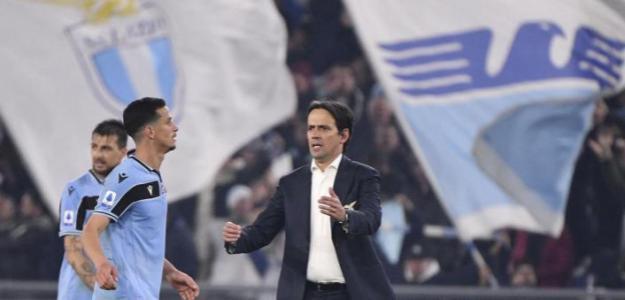 Simone Inzaghi, el arquitecto de la Lazio | FOTO: LAZIO