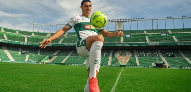 El sorprendente club de LaLiga que rechazó Diego González para fichar por el Elche. Foto: Diario de Cádiz