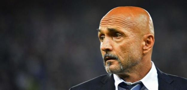 Spalletti en un partido con el Inter / Youtube
