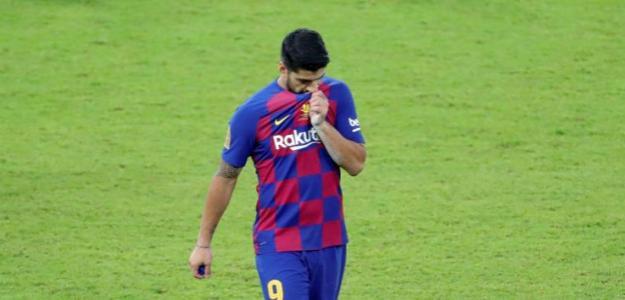 El nuevo giro que aleja a Luis Suárez del Atlético de Madrid