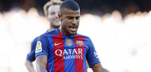 Rafinha Alcántara debe cambiar el FC Barcelona por el Valencia CF (FCB)