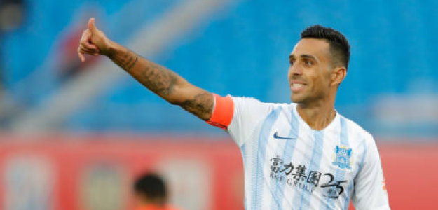 """""""China ya tiene fecha para la vuelta del fútbol. Foto: Getty Images"""""""