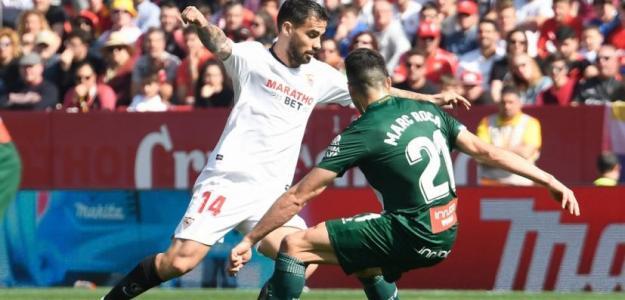 Suso asesora a Monchi en materia de fichajes / Sevillafc.es