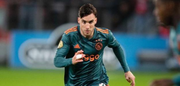 Nicolás Tagliafico se deja querer por el Barcelona