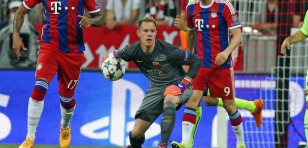 Ter Stegen, objetivo del Bayern.