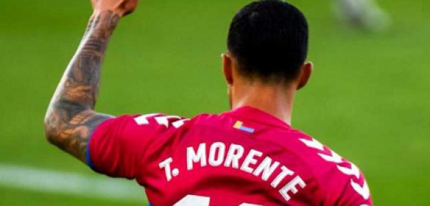 """Tete Morente, el descubrimiento de LaLiga """"Foto: Deportes CDG"""""""