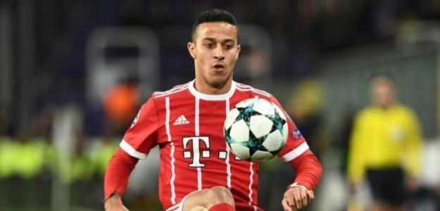 El United también quiere a Thiago Alcántara